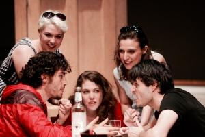 oreste- Andrea Sorrentino, Barbara Mattavelli, Marta Cortellazzo Weil, Mariasilvia Greco, Christian La Rosa